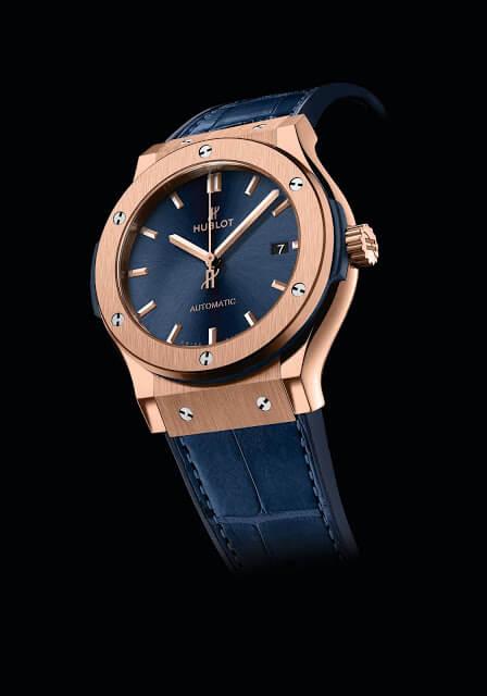 Hublot - Classic Fusion Blue King Gold 511.OX.7180.LR (2) (1)